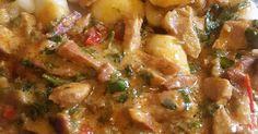 Mennyei Mustáros petrezselymes sertéstokány recept!  A tokány mindig ízletes étel számomra  most ez a változat nyerte meg tetszésem.