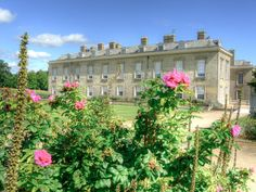 Althorp House, near Northampton, Engalnd (the home Princess Diana grew up in)