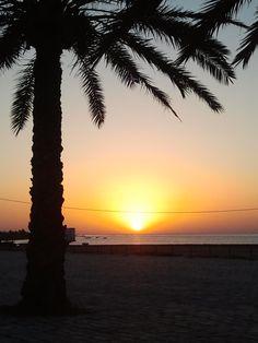 Sunset / Djerba