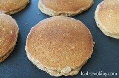 Whole Wheat Oatmeal Pancakes (4) edited
