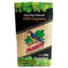 500 g Organic Yerba Mate Pajarito Herbal loose Tea weight loss Organica
