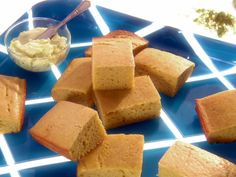 Get this all-star, easy-to-follow Food Network Brunch Cornbread recipe from Melissa  d'Arabian.
