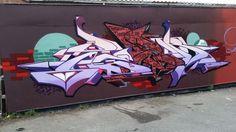 Bombing Science: Graffiti Blog - YESB Dielooted! #graffiti