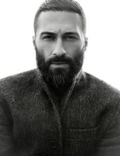 beard + tweed