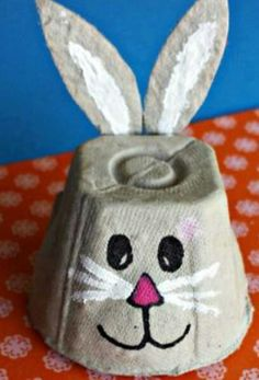 easter crafts for kids ~ easter crafts ; easter crafts for kids ; easter crafts for toddlers Easy Easter Crafts, Bunny Crafts, Easter Art, Easter Projects, Easter Crafts For Kids, Toddler Crafts, Diy For Kids, Easter Bunny, Crafts Toddlers
