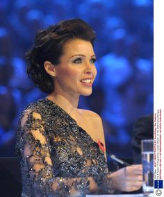 Dannii Minogue on The X Factor