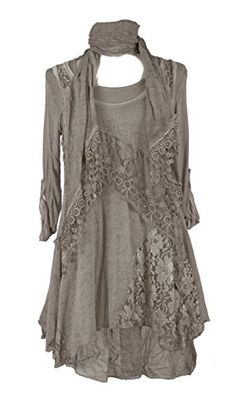 Ladies Womens Italian Lagenlook Quirky Layering 3 Piece Sequin Lace Knit Mohair Long Sleeves Scarf Tunic Top Dress One Size Plus (UK 12-20) Generic http://www.amazon.co.uk/dp/B00NWMZ8BY/ref=cm_sw_r_pi_dp_ZZ8.vb0KWTW04