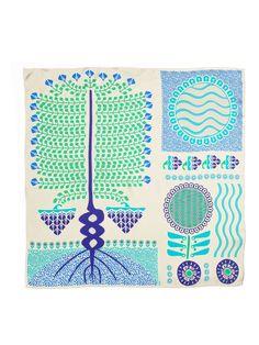 tree of life scarf