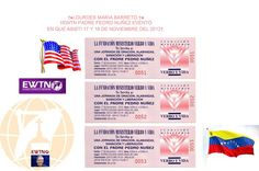 †EWTN PADRE PEDRO NUÑEZ EVENTO EN QUE ASISTI 17 Y 18 DE NOVIEMBRE DEL 2012† 3 TIKETS†♠LOURDES MARIA BARRETO†♠