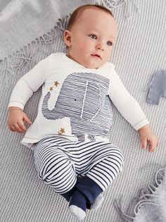4 styles view all Cotton Baby 2 piece set by BellaBabyMiami