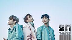 GOT7 Teaser picture for Fly Log Departure