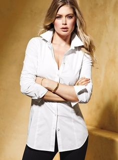white blouses for women over 50 - Google Search