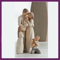 willow tree figurines  | Willow Tree | Parents and Children Groups | Our Gift –…