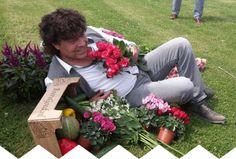 Dennie Christian vaart in 2017 3 dagen mee met het Varend Corso #feest #augustus #corso #flowers #bloemengevenkleuraanjeleven #corsolied