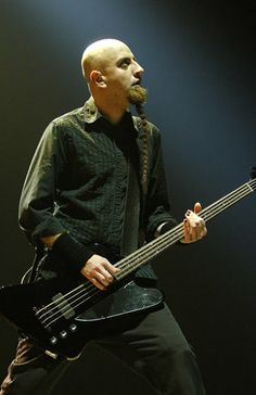 Shavo Odadjian  of System of a Down ( SOAD)