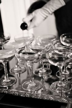 Happy New Year with champagne. Champagne Party, Vintage Champagne, Champagne Glasses, Happy Hour, Fashion Art, Cheers, Paris Hotels, New Years Eve, Black And White Photography