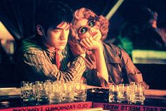 Chungking Express - this is the cover image for the version of Film Art we used in my Film History lecture
