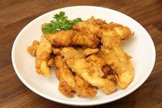 Gyors rántott csirkemell recept