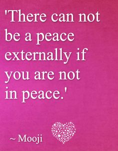 in peace. Mooji Quotes, Me Quotes, Spiritual Path, Spiritual Awakening, Cool Words, Wise Words, Buddhist Wisdom, Wise Men Say, Inspirational Quotations