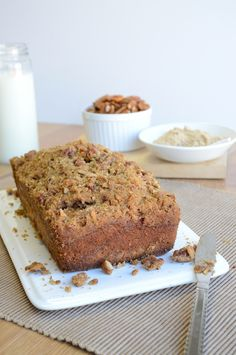 from the first year banana streusel bread coconut banana bread with ...