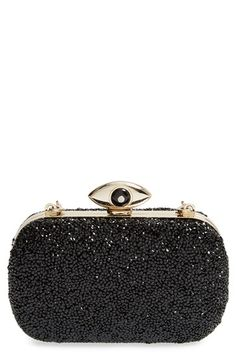 the evil eye minaudiere from DVF. yes please!