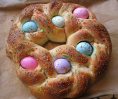 Bakeaway with Me: Aunt Emma's Easter Bread