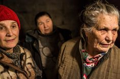 New York Times: Feb. 7, 2015 - Shivering, hungry and tearful in rebel-held eastern Ukraine