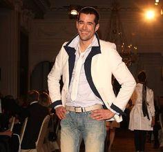 Jo Weil Bei Der Aids-Gala 'Fashion Menue' In Der Würzburger Residenz November 28, 2009