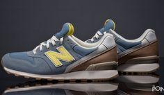Zapatillas New Balance WR996 HD, la nueva entrega del modelo de zapatillas #NewBalanceWR996 ya esta disponible en la #tiendaonline de #sneakers #ThePoint, esta vez presentada en un colorway azul pastel con detalles en amarillo, visítanos y descubre toda la colección #PrimaveraVerano2016 de #NewBalance, http://www.thepoint.es/es/zapatillas-new-balance/1438-zapatillas-mujer-new-balance-wr996-hd.html
