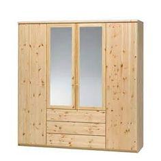 Elegant Suche Holz kleiderschrank kiefer spiegel cascina Ansichten