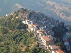 "Colobraro Italy, the ""village without a name,"" where my great grandparents lived"
