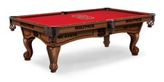 We are proud to offer this Officially Licensed University of Kansas Pool table by Holland Bar Stool Company. The premium wood cabinet with CNC and laser cut logos is custom finished. The core of the t 8 Pool Table, Billiard Pool Table, Billiards Pool, Play Table, Table Games, Game Tables, Columbus Blue Jackets, Pool Table Accessories, Car Accessories