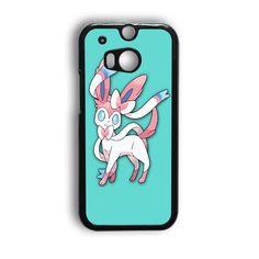 Pokemon X Y Gengar Inspired HTC One M9 Case
