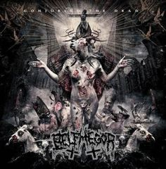 Belphegor - Conjuring The Dead (2014)  Death/Black Metal band from Austria  #Belphegor #DeathMetal #BlackMetal