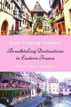 11 Best and Most Beautiful Towns in Eastern France You Must Visit on a Road Trip Europe Travel Outfits, Europe Travel Guide, Europe Destinations, Packing List For Vacation, Vacation Trips, France Europe, France Travel, Andorra, Black Forest