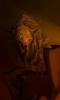 Werewolf-welcome by ananovik...