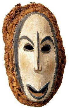 Afikpo Mask, Nigeria