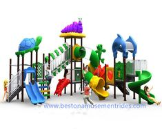 Plastic Slide For Kiddie