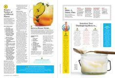 Bon Appetit Magazine - Thanksgiving Package by Timothy McSweeney