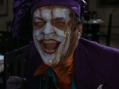 How did he die: The Joker from 1989's Batman