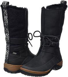 Merrell Women's Sylva Tall Waterproof Snow Boots: Amazon.co.uk: Shoes & Bags