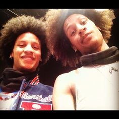 Tbh I miss the old les twins :(
