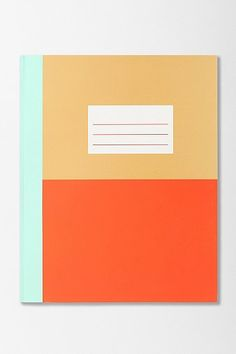 Modern Graphic Notebook
