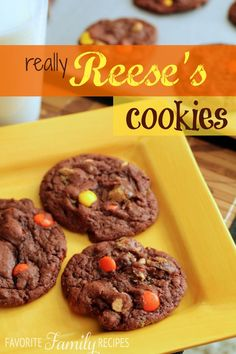 Really Reese's Cooki