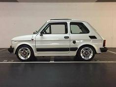 Pokski Fiat - The Assassin - Fiat 500, Europe Car, Fiat Abarth, Daihatsu, Top Cars, Small Cars, Modified Cars, Motor Car, Custom Cars