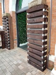 49 Inspiring Pallet Recycling Design Ideas That Looks Cool Reclaimed Wood Projects, Repurposed Wood, Recycled Pallets, Wooden Pallets, Pallet Wood, Pallet Crafts, Diy Pallet Projects, Woodworking Projects, Pallet Ideas
