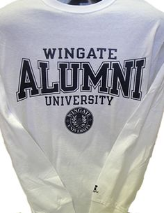 Alumni Long Sleeve Tee | Wingate University