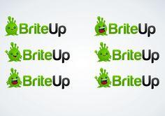 "BriteUp logo by user ""one"""