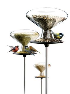 Mangiatoia per uccelli