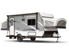 Jayco Jay Feather 7 Hybrid Travel Trailer Camper RV- At TerryTown RV Superstore, Grand Rapids Michigan  616-379-3043. https://terrytownrv.com